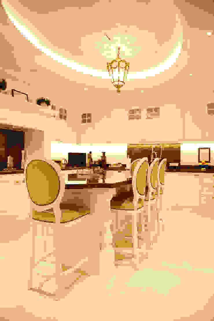 Çubukluvadi Evi Modern Mutfak Kerim Çarmıklı İç Mimarlık Modern