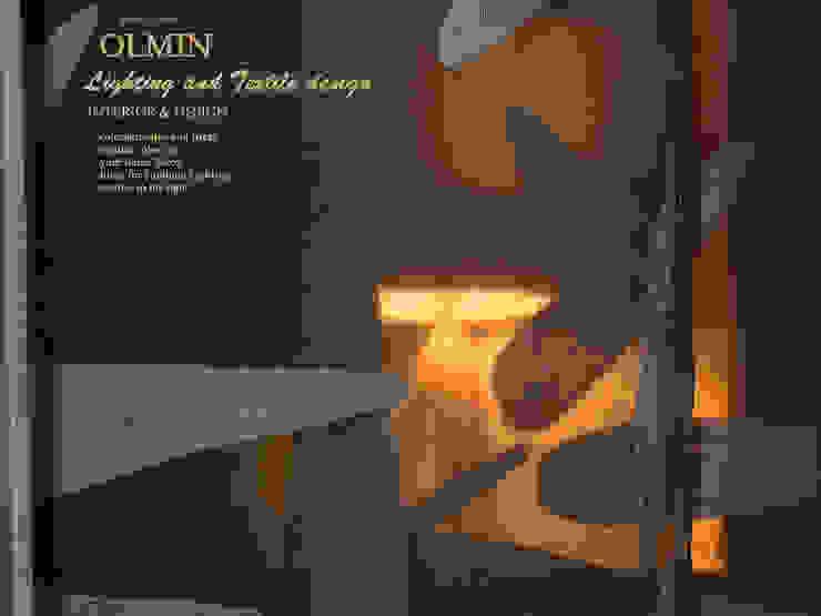 Пространство Тени и Света:  в современный. Автор – ИП OLMIN - Архитектурная студия Олега Минакова, Модерн