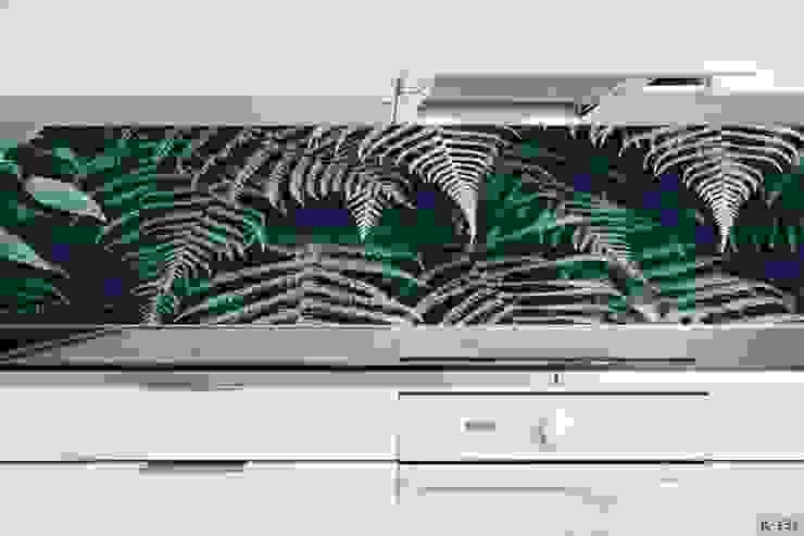 panele szklane od Inoutprint Wiejski