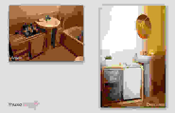 Home Staging Andorra_baño de muxo Studio