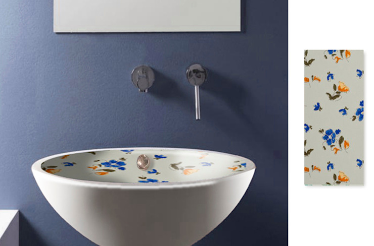 Lavabo baño Vintage 1 de Astris Moderno