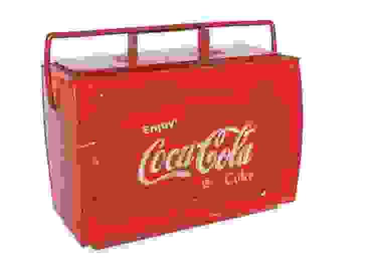 Vintage Coca Cola Cool-Box Vintage Archive HogarArtículos del hogar