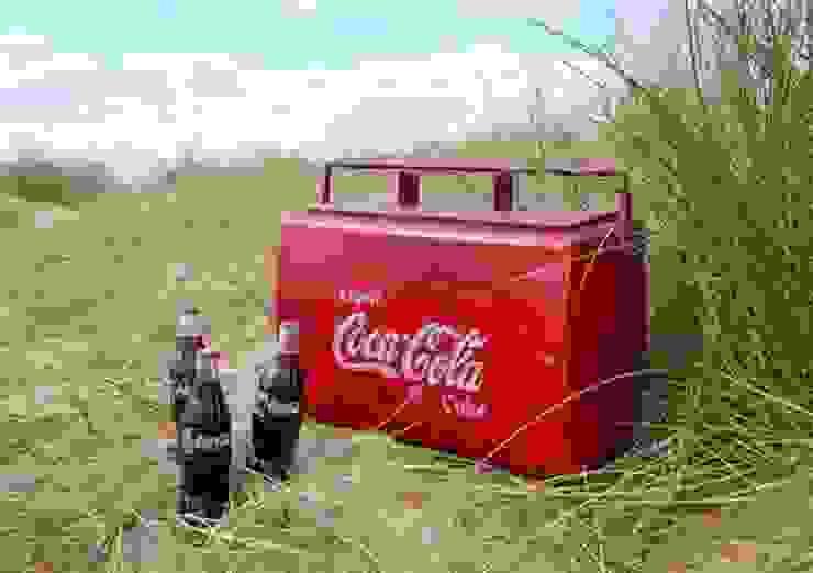 Vintage Coca Cola Cool-Box von Vintage Archive Ausgefallen