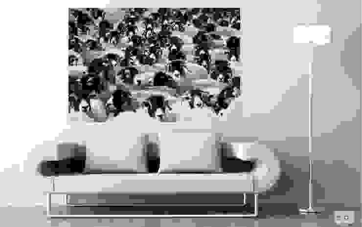 obrazy na płótnie Canvas od Inoutprint Skandynawski