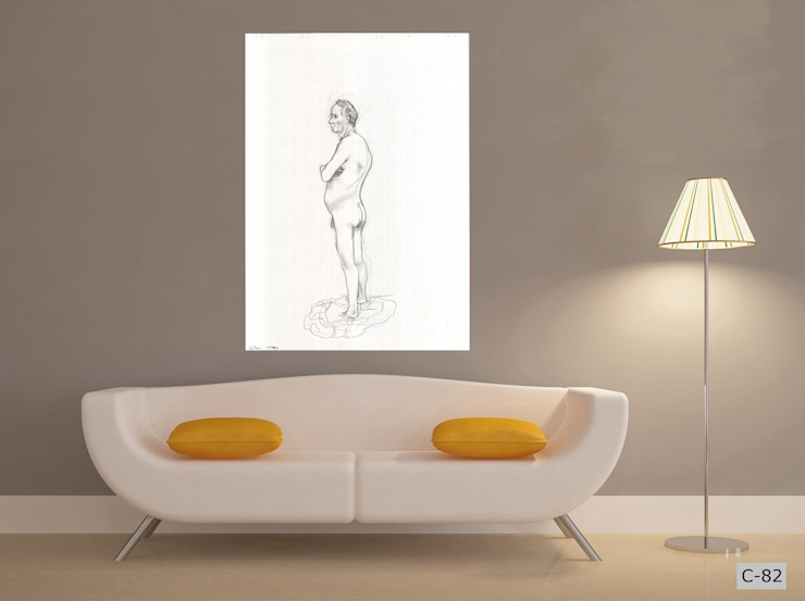 obrazy na płótnie Canvas od Inoutprint Nowoczesny