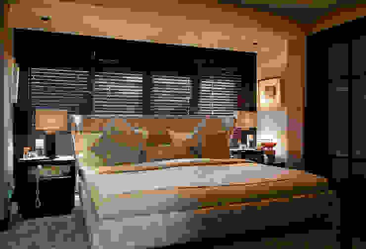 D.M.U. ARNAVUTKÖY EVİ II Modern Yatak Odası Kerim Çarmıklı İç Mimarlık Modern
