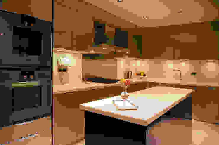 D.M.U. ARNAVUTKÖY EVİ II Modern Mutfak Kerim Çarmıklı İç Mimarlık Modern