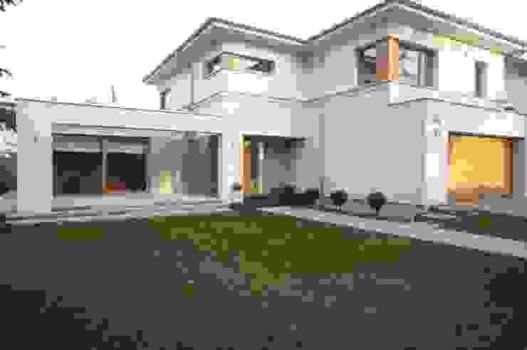 Moderne Häuser von Sasiak - Sobusiak Pracownia Projektowa Modern