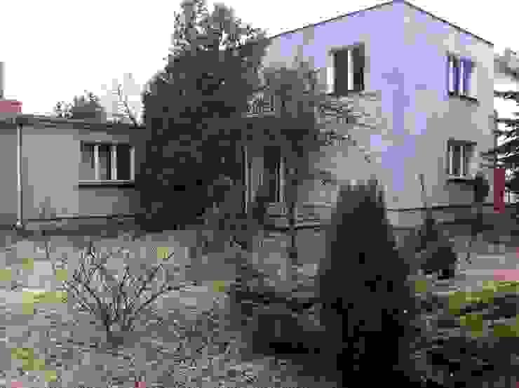 dom przed przebudową od Sasiak - Sobusiak Pracownia Projektowa