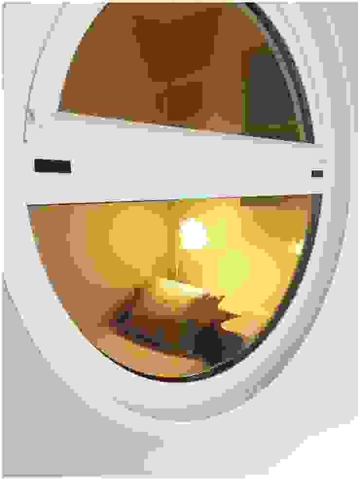 Madera Dormitorios infantiles de estilo escandinavo de Cardellach Interior & Events Escandinavo