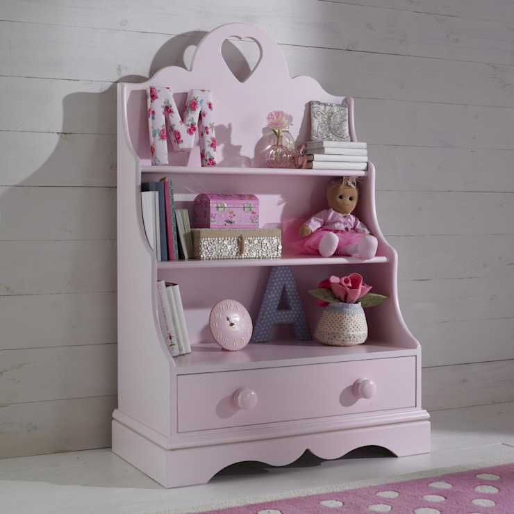 Looby Lou Waterfall Bookcase: classic  by Little Lucy Willow, Classic