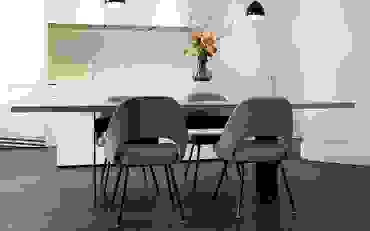 Essbereich Moderne Esszimmer von Schmidt Holzinger Innenarchitekten Modern