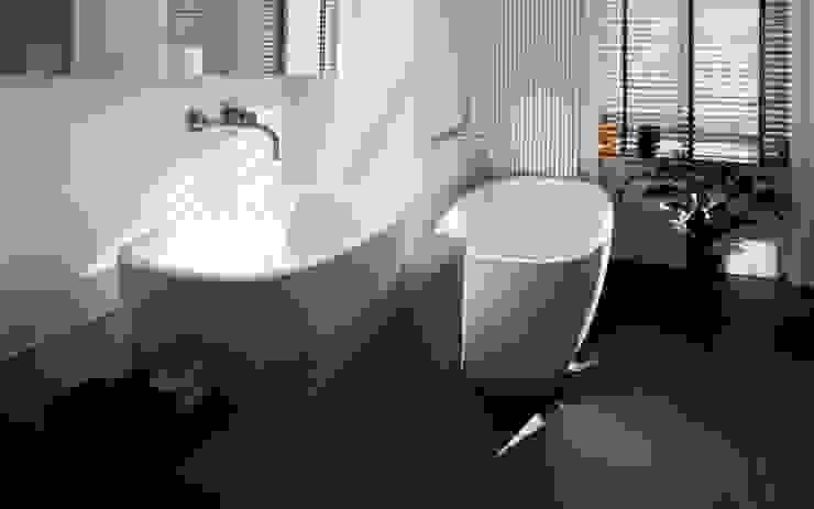 Badezimmer Moderne Badezimmer von Schmidt Holzinger Innenarchitekten Modern