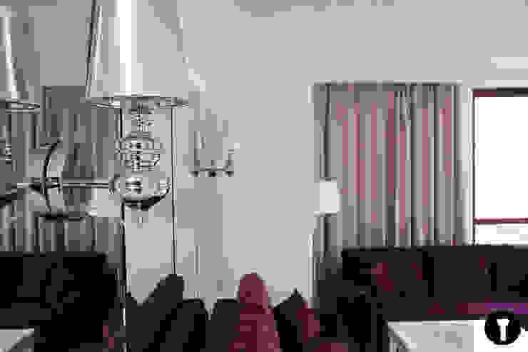 Salon moderne par Urządzamy pod klucz Moderne