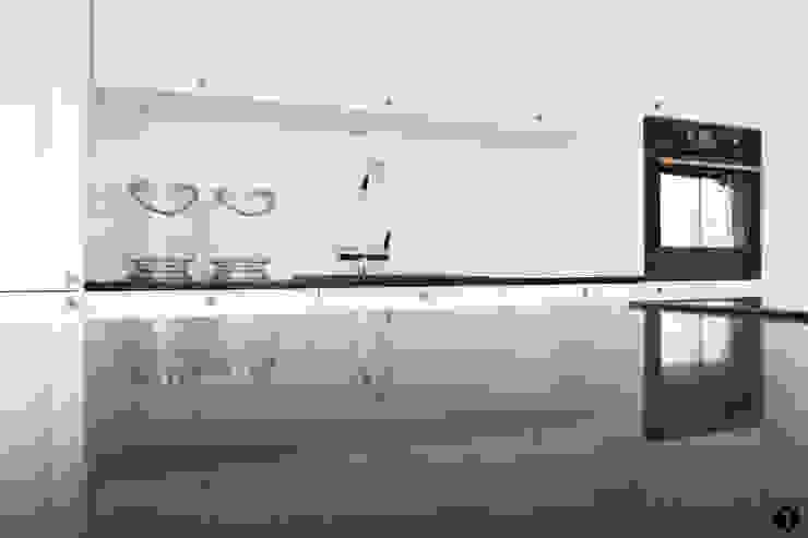 Modern kitchen by Urządzamy pod klucz Modern