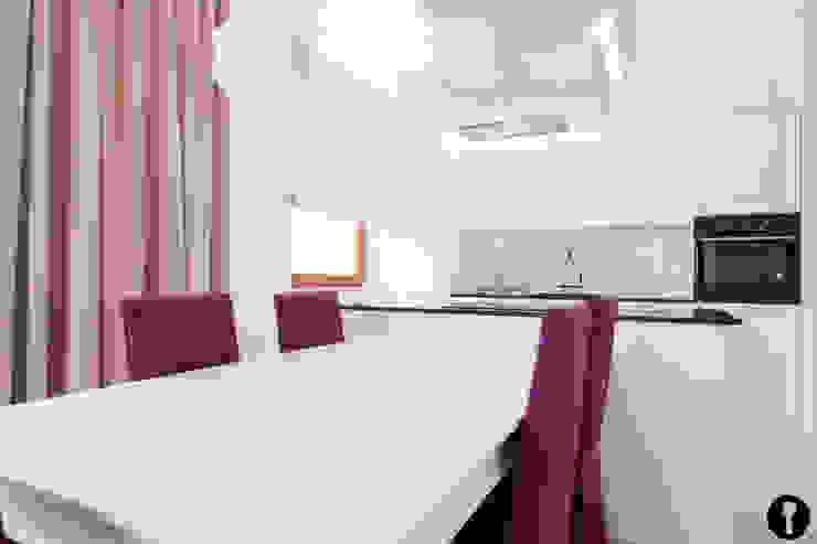 Salle à manger moderne par Urządzamy pod klucz Moderne