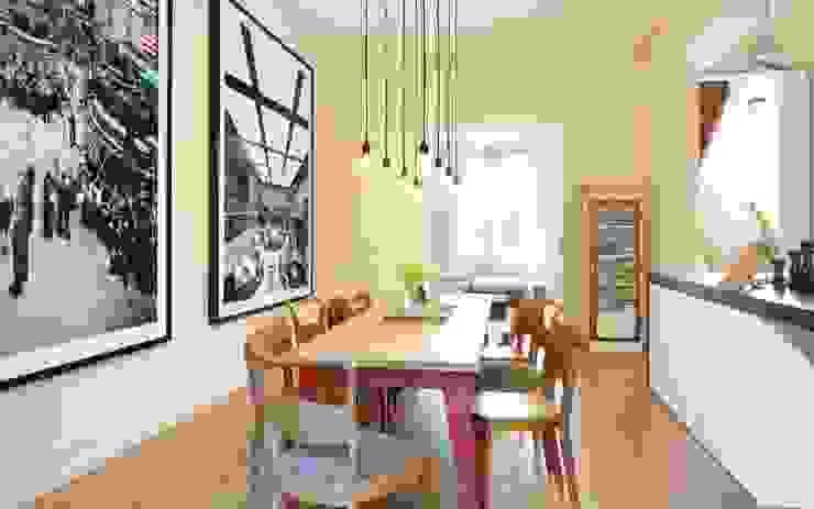 Modern dining room by Schmidt Holzinger Innenarchitekten Modern