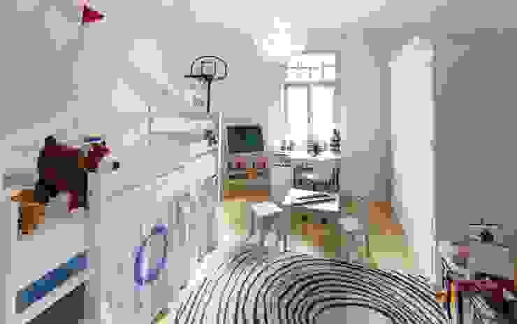 Kinderzimmer Moderne Kinderzimmer von Schmidt Holzinger Innenarchitekten Modern