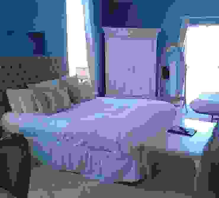 Favorit Sanfte Blautöne für das Schlafzimmer LT06