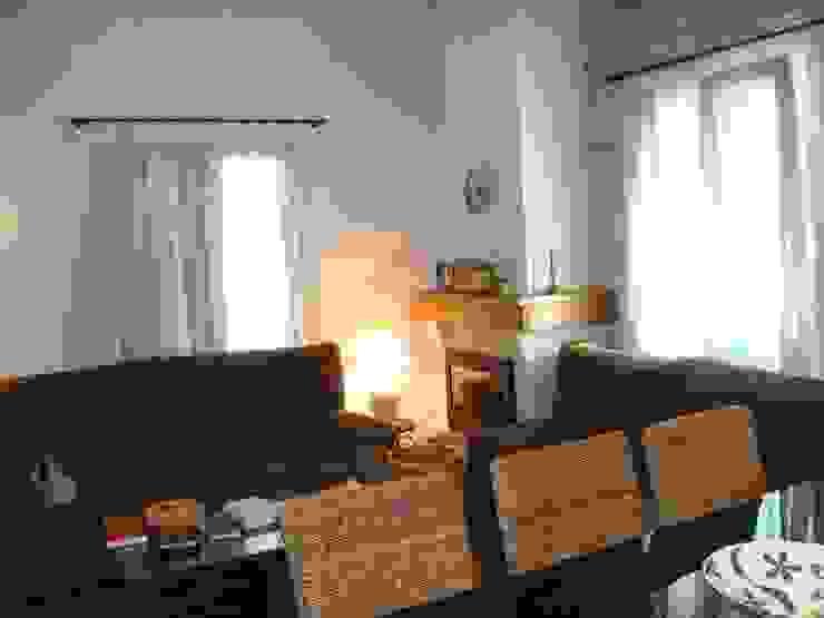 Salas de estilo  por MODULAR HOME, Rural
