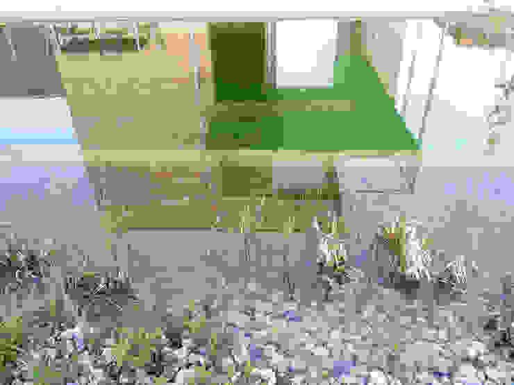 HAUS IN GUNTRAMSDORF Moderne Pools von AL ARCHITEKT - in Wien Modern