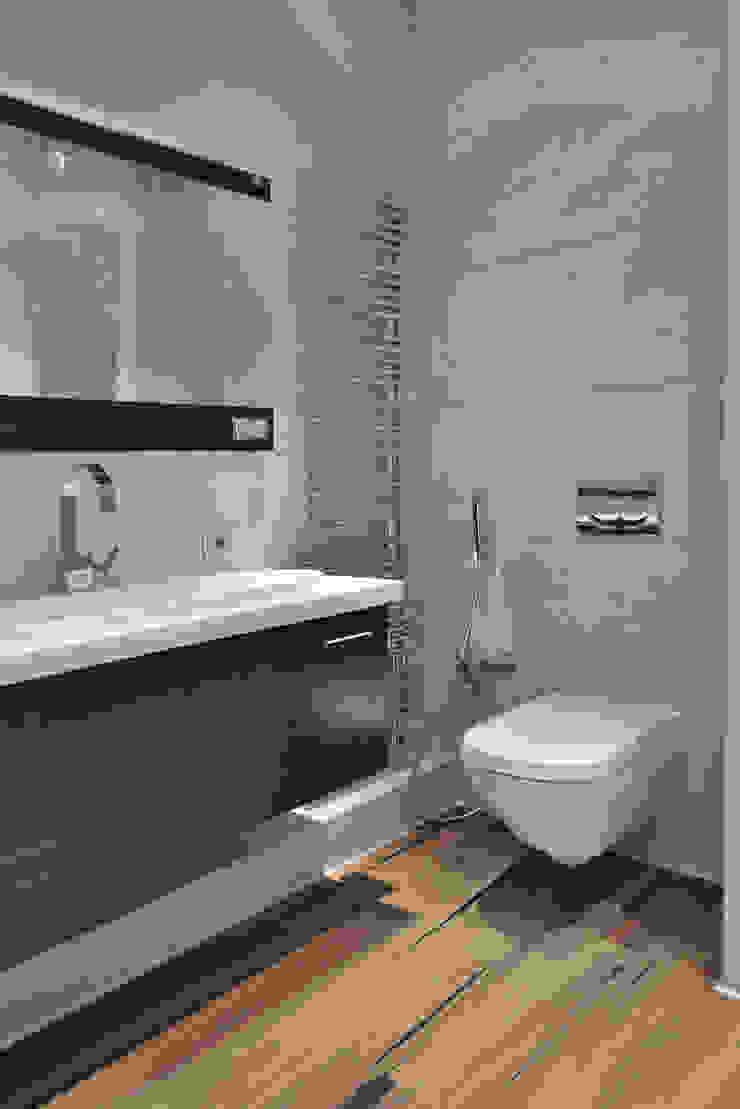 Фьюжн Парк Ванная комната в эклектичном стиле от Бюро 19.23 Эклектичный