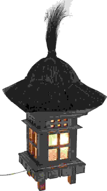 Bali-Gartenlampe Asiatischer Garten von Guru-Shop Asiatisch