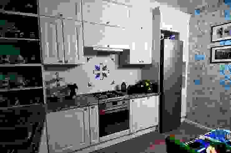 Кухня в русском стиле. от Сделано со вкусом на ТНТ Классический