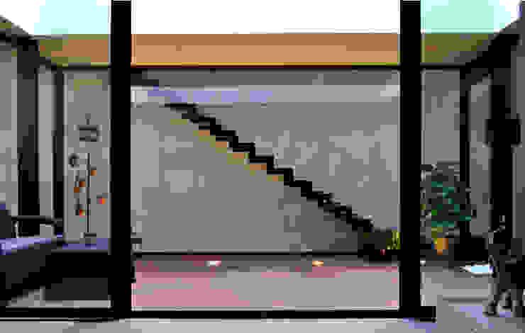 Balcon, Veranda & Terrasse modernes par 2G.arquitectos Moderne