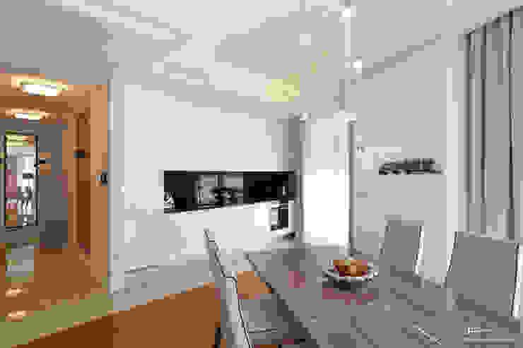 Moderne keukens van Studio Modelowania Przestrzeni Modern