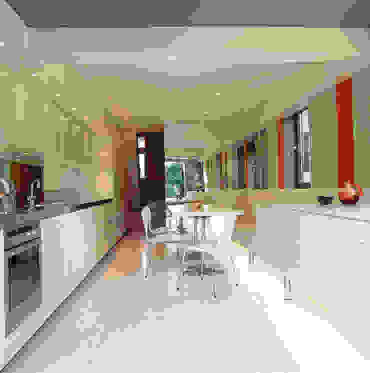 Highgate House - 1 Modern kitchen by Jonathan Clark Architects Modern