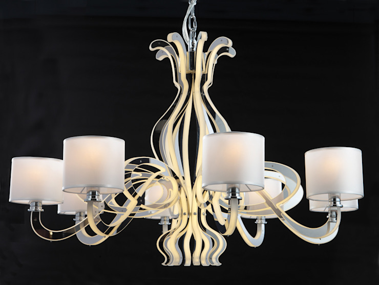 MD130143-8A Avivo Lighting Limited Dining roomLighting