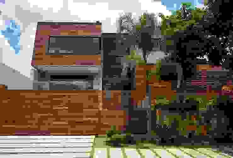 Projeto Casa Moderna - Jorge Elmor Casas modernas por Elmor Arquitetura Moderno