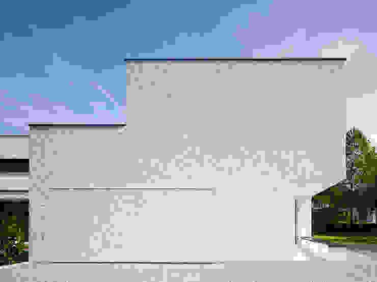 EFH in Hohenems Moderne Häuser von Baumschlager Hutter ZT GmbH Modern