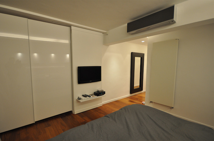 Improver Studio Modern style bedroom