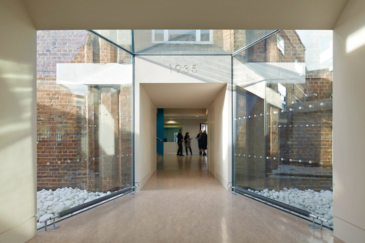 Rivers Academy West London - 5 Minimalist schools by Jonathan Clark Architects Minimalist