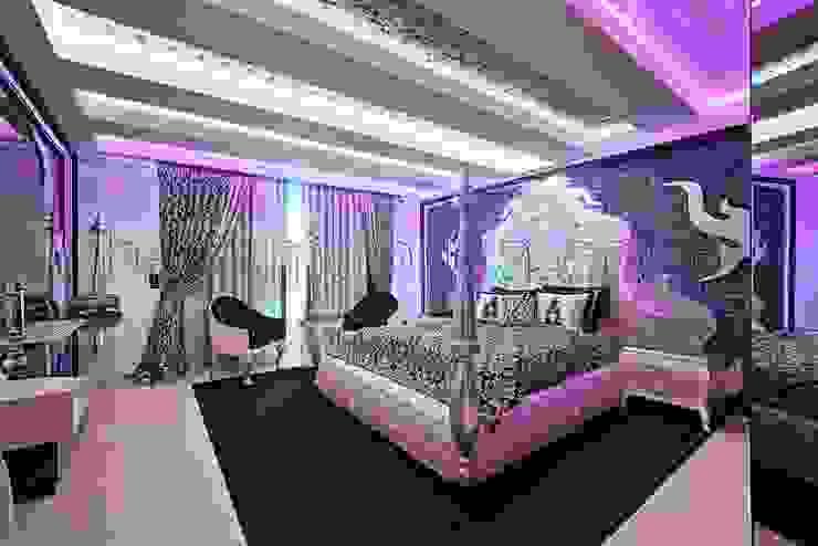 Akabe Mobilya San ve Tic. Ltd. Şti – Özel Tasarım Yatak Odası Takımı:  tarz Yatak Odası,