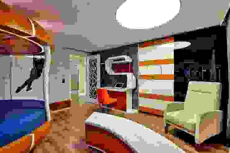 Basket Genç Odası Tasarımı (kişiye özel ev dekorasyonu istanbul) Minimalist Çocuk Odası Akabe Mobilya San ve Tic. Ltd. Şti Minimalist