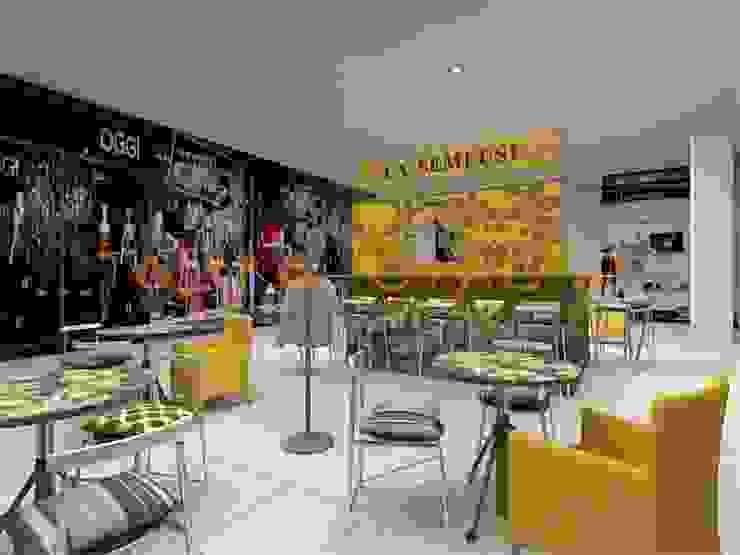 дизайн интерьера Бюро дизайна 'Только счастье...' Бары и клубы в эклектичном стиле