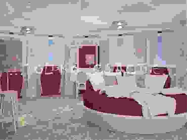 дизайн интерьера Бюро дизайна 'Только счастье...' Спальня в стиле модерн