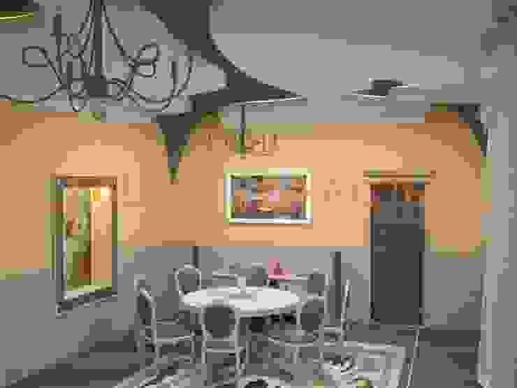 дизайн интерьера Бюро дизайна 'Только счастье...' Гостиные в эклектичном стиле