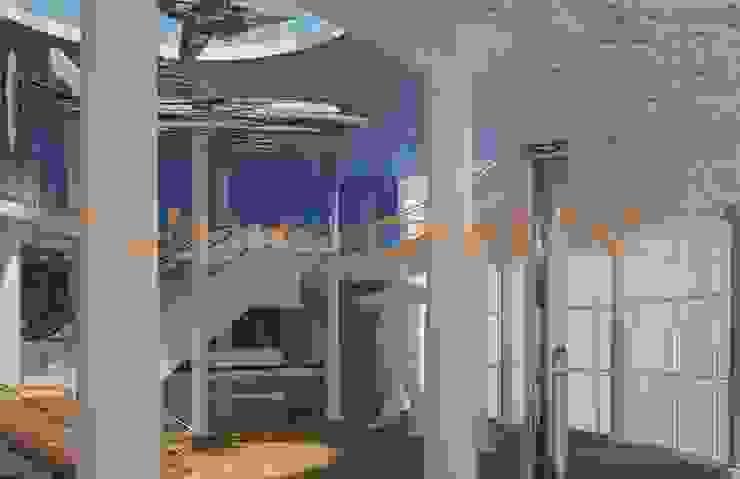 дизайн интерьера Бюро дизайна 'Только счастье...' Торговые центры в эклектичном стиле