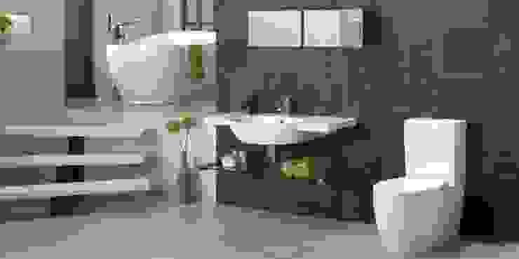 Banyo Tadilatı Modern Banyo Tbeks Modern