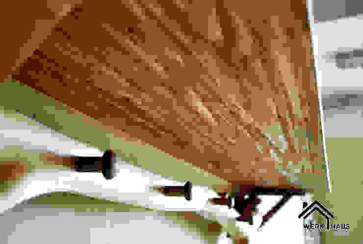 Полка/вешалка в прихожую в эко стиле. от Werk Haus SPB Лофт