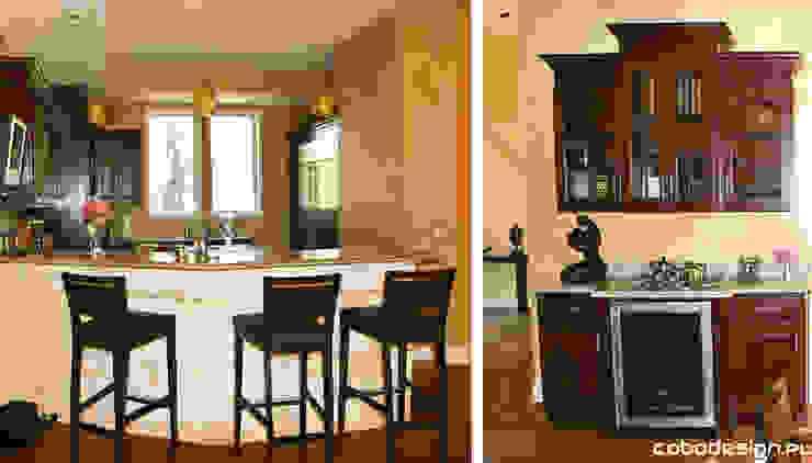 BaChelor paD Klasyczna kuchnia od Cobo Design Klasyczny