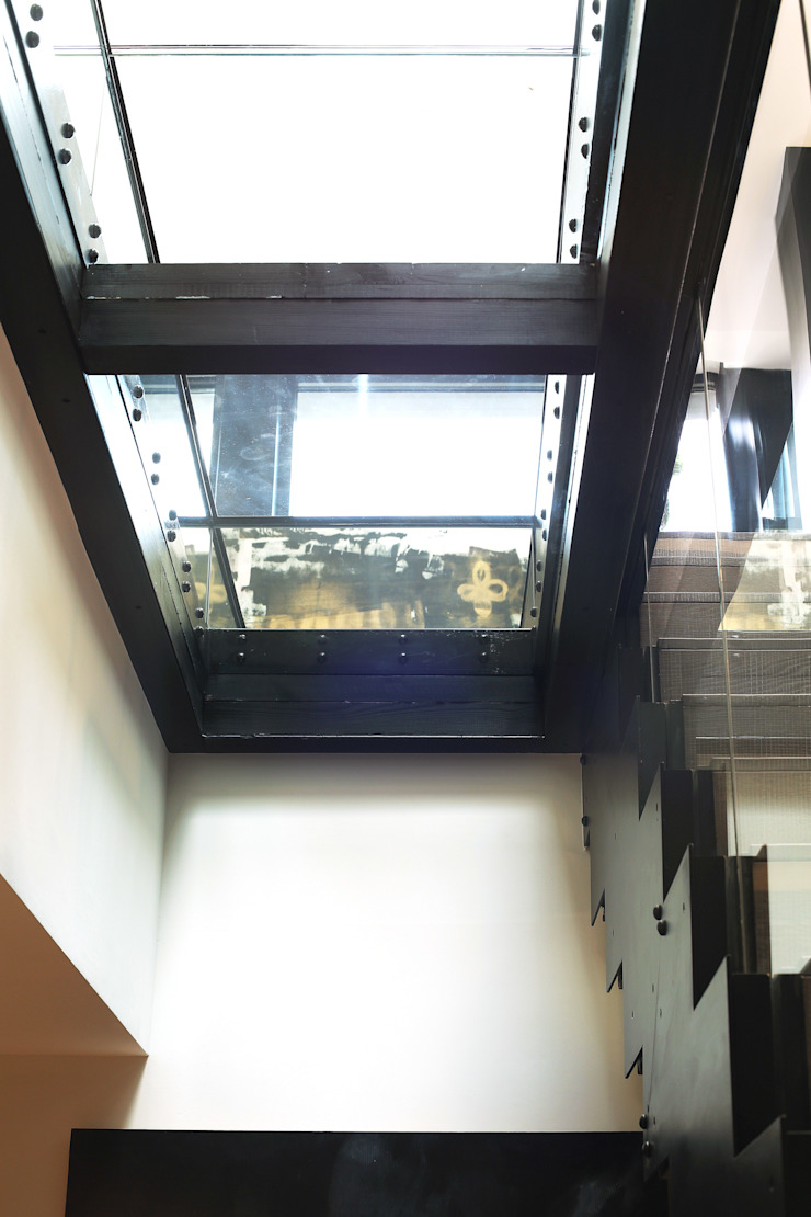 Luxury London penthouse Alex Maguire Photography Modern windows & doors