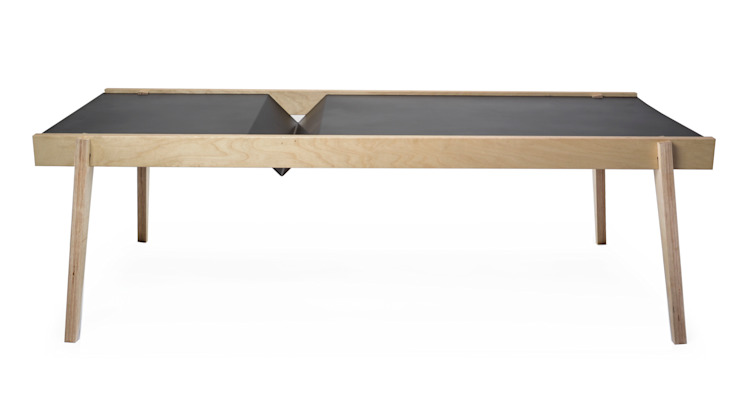 TSC Coffee Table: industrial  by Dan Marc, Industrial