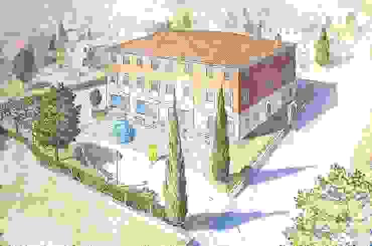 Studio Tecnico Fanucchi Будинки