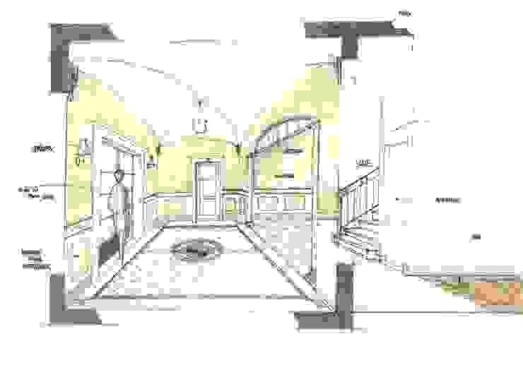 Studio Tecnico Fanucchi Коридор