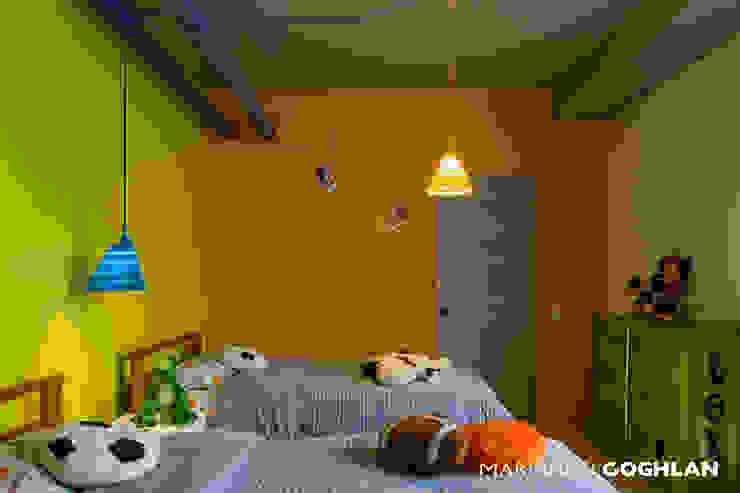 Recámara niño Dormitorios infantiles modernos de MARIANGEL COGHLAN Moderno